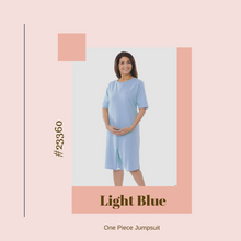 Load image into Gallery viewer, Women's Anti-Disrobing Jumpsuit, Incontinence