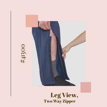Load image into Gallery viewer, Zipper Adapted Fleece Pants, Men's - Catheters, Post-Op, Non-Weight Bearing, Casts