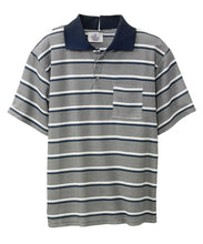 Load image into Gallery viewer, Men's Golf Shirt, Short Sleeve - Open Back Top