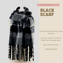 Load image into Gallery viewer, The Oversized Scarf by Jack & Missy