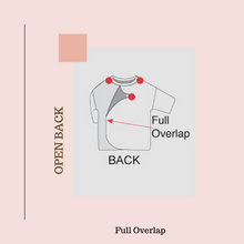 Load image into Gallery viewer, Men's Casual Crew Neck T Shirt, Open-Back