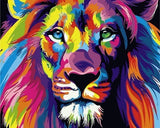 Lion Multicolore