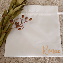 Load image into Gallery viewer, Personalised Satin Gift Bags