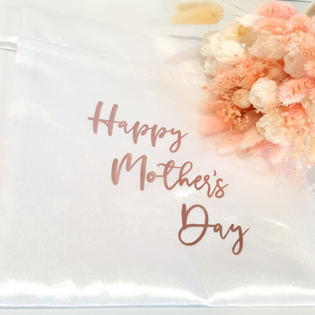 Happy Mother's Day Gift Bag - Empty