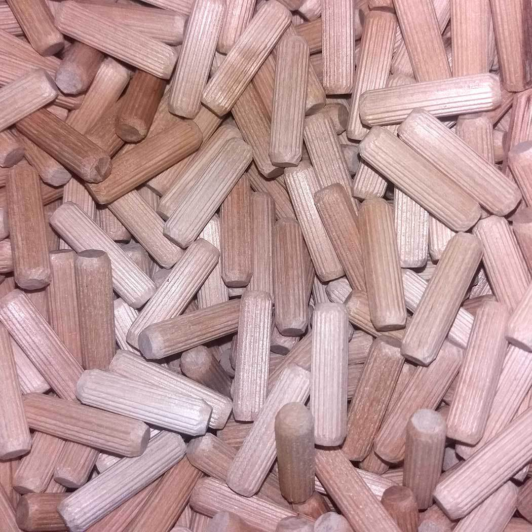 Beech dowels (5000 pcs)