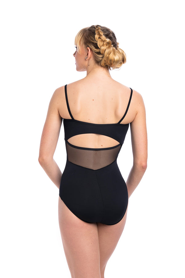 Madelyn Leotard with Mesh
