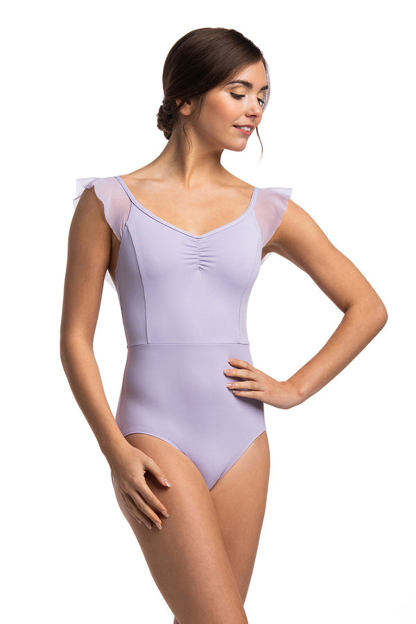 Pippa Leotard with Mesh