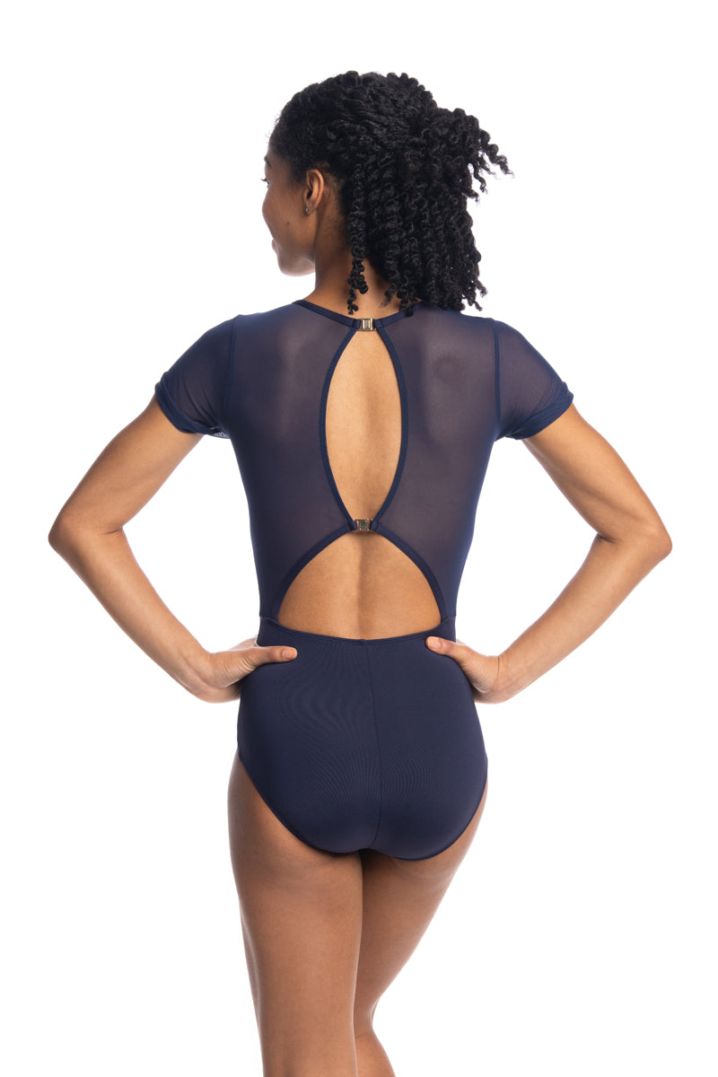 Renee Leotard with Mesh (1089ME)
