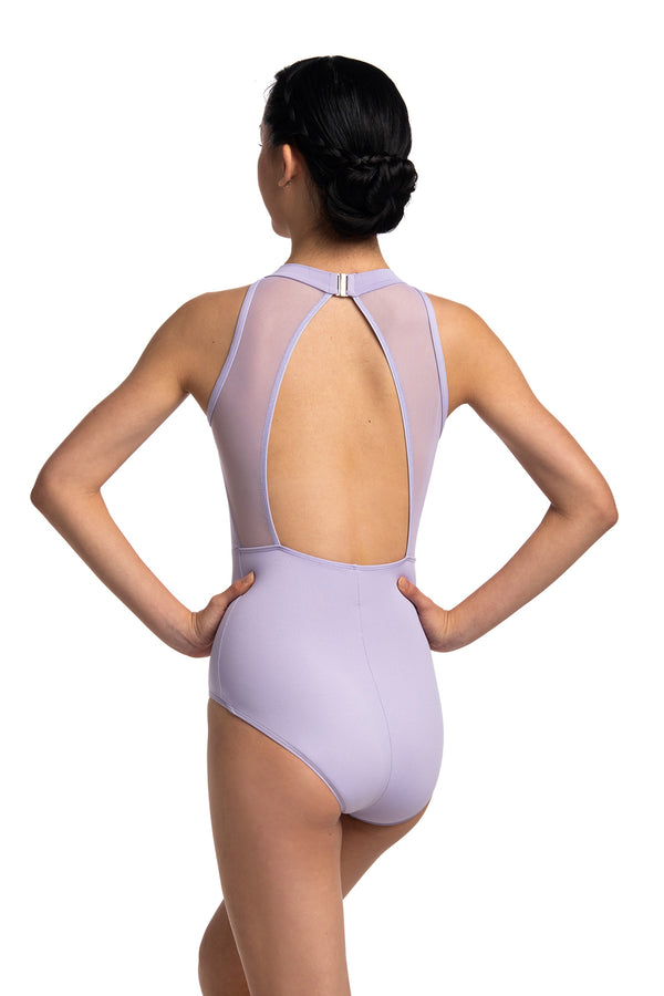 Vera Leotard with Mesh