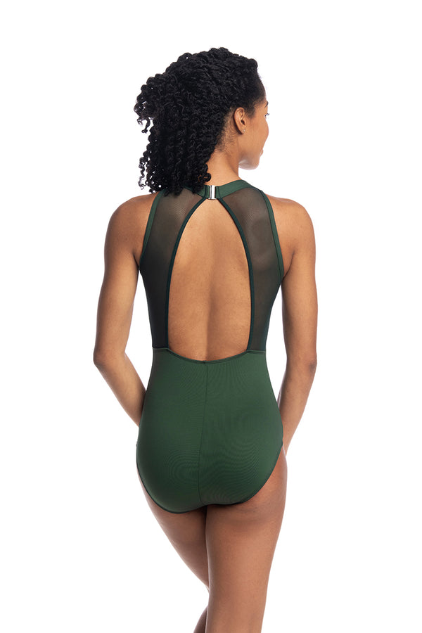 Vera Leotard with Mesh (1091ME)