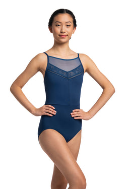Juliet Leotard with Lola Lace