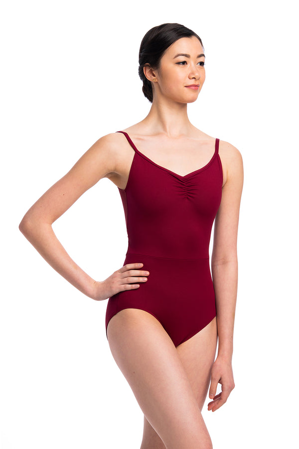 Liberty Leotard with Mesh