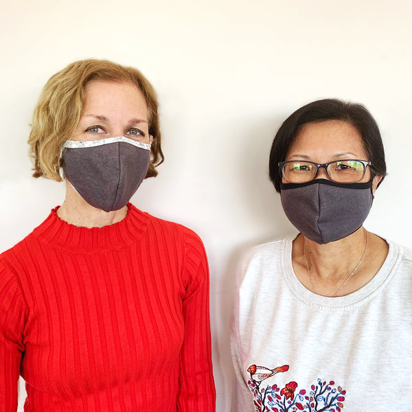 Fabric Face Mask (2 pack)
