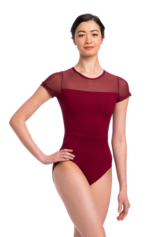 Renee Leotard with Mesh *Limited Edition
