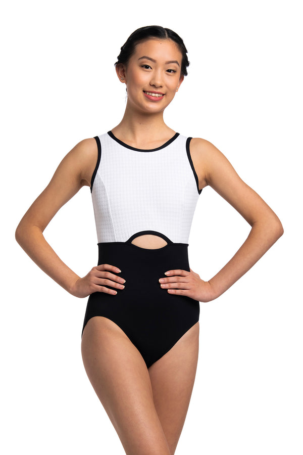 Holly Leotard with Mod Dot