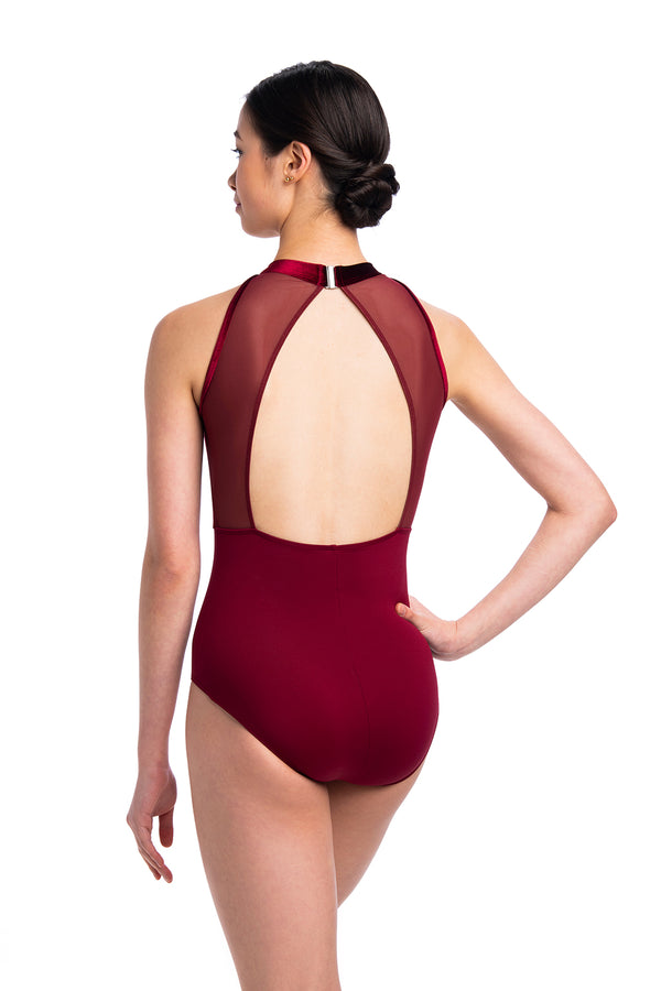 Vera Leotard with Velvet