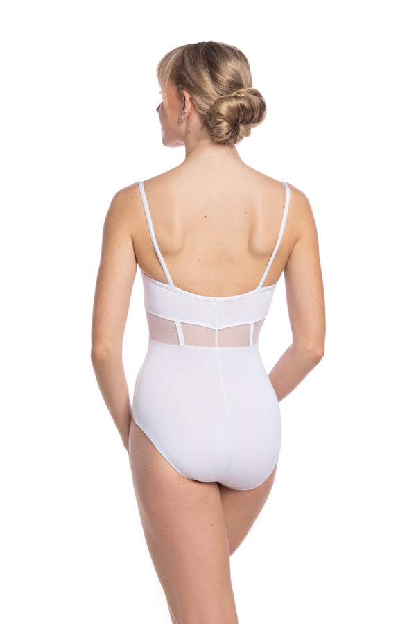 Desiree Leotard with Mesh (1105ME)