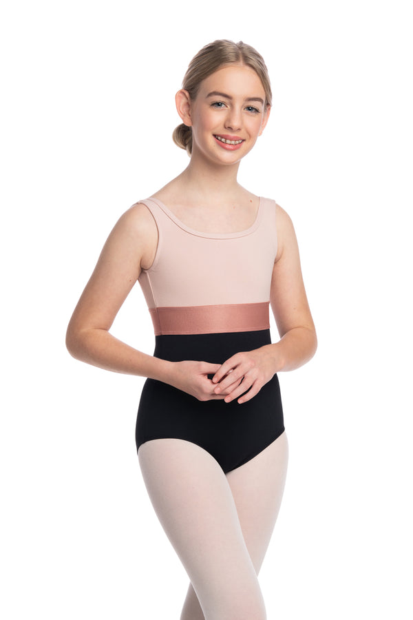 Girls Manon Leotard (1071 G)
