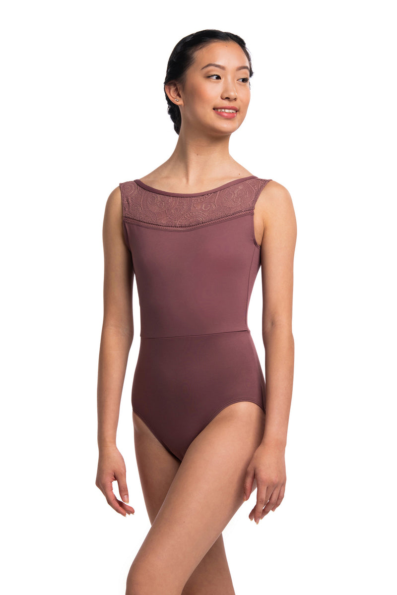 Kimberley Leotard with Lola Lace