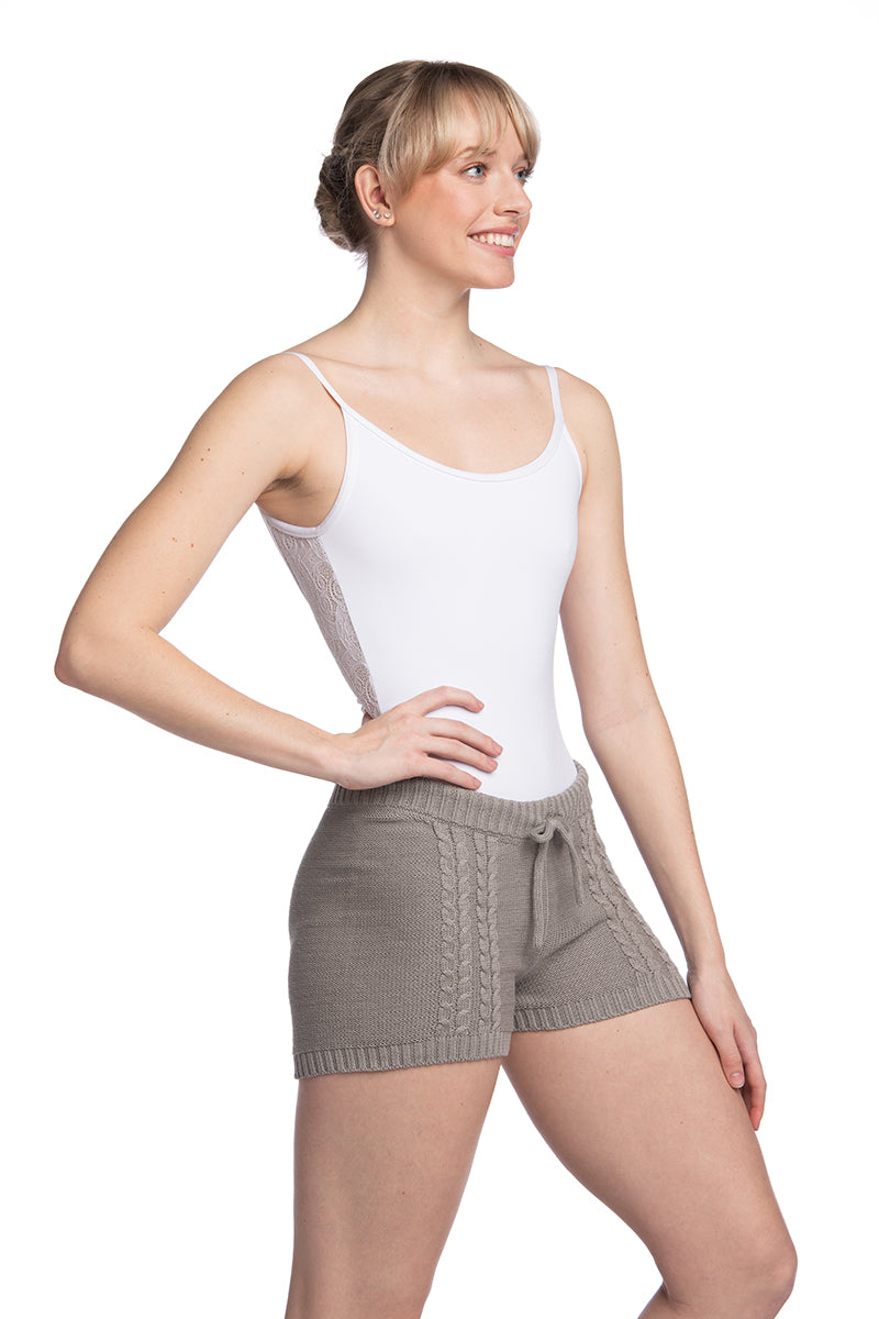 Cable Knit Shorts (442)