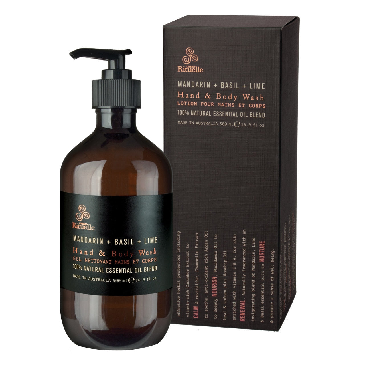 Equilibrium Hand & Body Wash