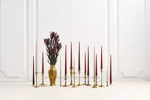 Ester & Erik Taper Dinner Candles - Pair