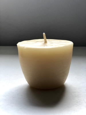 Teacup Beeswax Essential Oil Candle