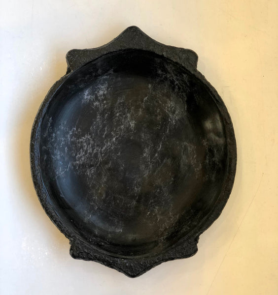 Antique Stone Turtle Dish
