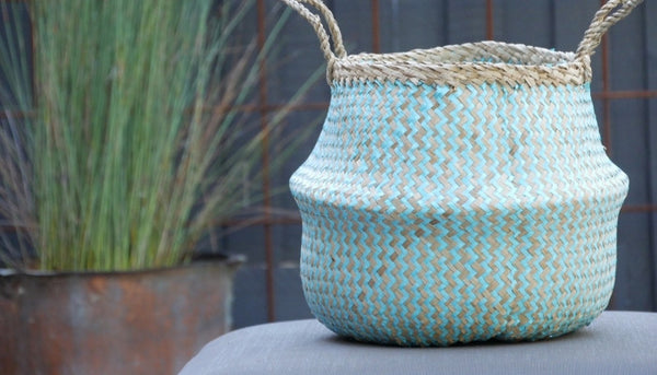 Pop-up Seagrass  Basket