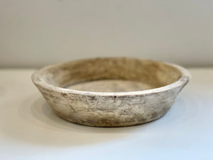 Indian Carved  Bowl