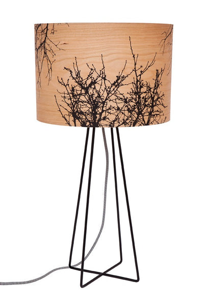 Cherry Table Lamp