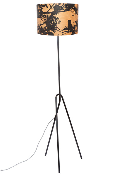 Coastal Banksia Floor Lamp