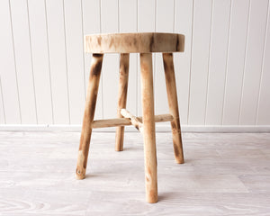 Mele Stool - Natural