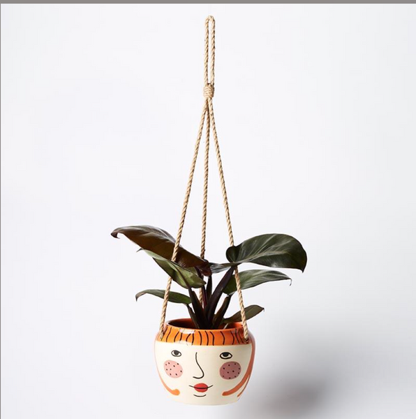 Peggy Hanging  Planter