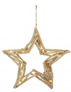 Driftwood Star -  - Moontree Candles and Homewares Leura