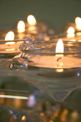 Floating Tealight Holder -  - Moontree Candles and Homewares Leura