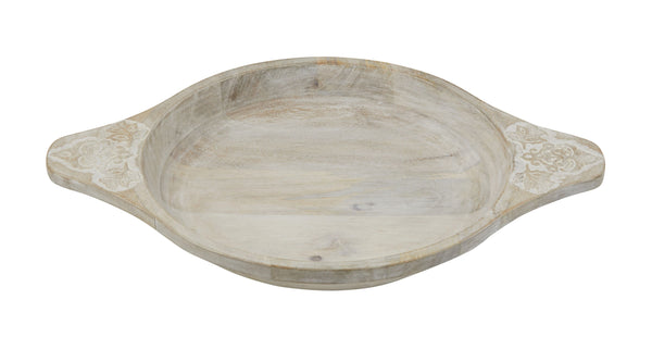 Avalon Mango Wood Bowl