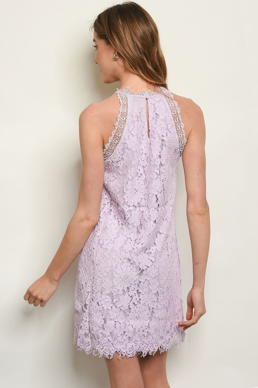 Lavender Dress - TrendyLyfeUSA