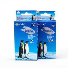 Dell 24 Black and Color Compatible Ink Cartridge Combo High Yield - G&G™