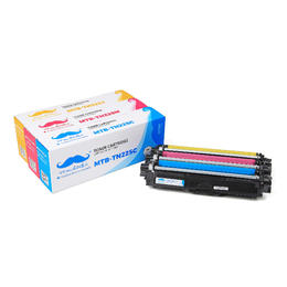Brother TN225 Compatible Toner Cartridge Combo C/M/Y - Moustache®