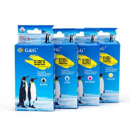Canon BCI-3e BCI-6 Compatible Ink Cartridge Combo BK/C/M/Y - G&G™