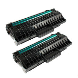 Samsung MLT-D109S Compatible Black Toner Cartridge - Economical Box - 2/Pack