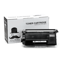 Brother TN880 Compatible Black Toner Cartridge Extra High Yield - Moustache® - 1/Pack