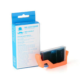 Compatible HP 564XL CB323WC CB323WN Cyan Ink Cartridge High Yield - Moustache® - 1/Pack