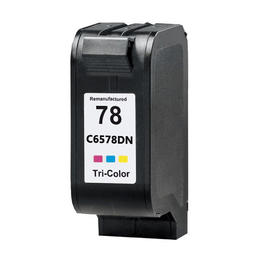 Remanufactured HP 78 C6578DN Tri-color Ink Cartridge