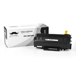 Lexmark 601X 60F1X00 Compatible Black Toner Cartridge Extra High Yield - Moustache®