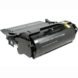 Lexmark T654X80G Remanufactured Black Toner Cartridge Extra High Yield