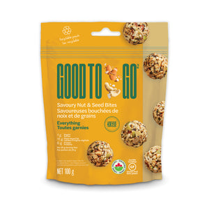 Everything Savoury Nut & Seed Bites  (100g)