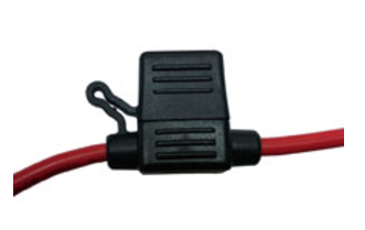 PICO IN-LINE FUSE HOLDER WITH CAP 12 AWG 25-30A