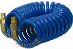 "ROK 1/4"" x 25 ft coil air hose"